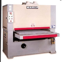 wood wide belt sander